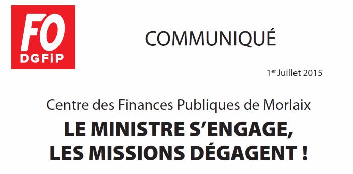Centre Des Finances Publiques De Morlaix